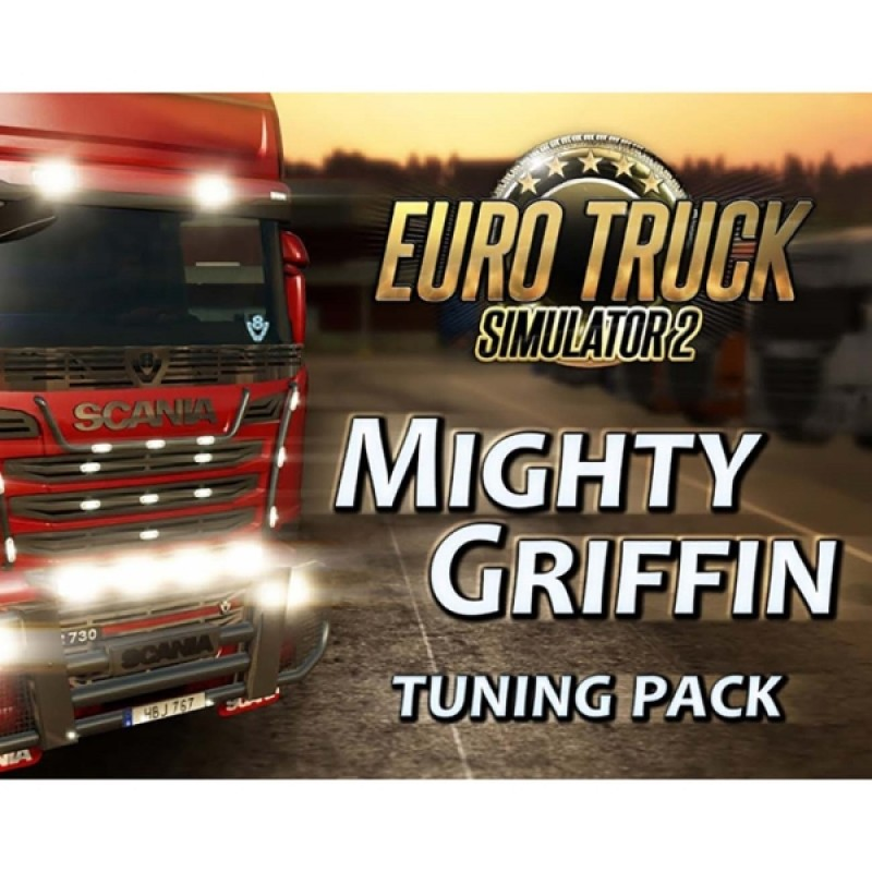 IMGN.PRO Euro Truck Simulator 2 Mighty Griffin Tuning Pack