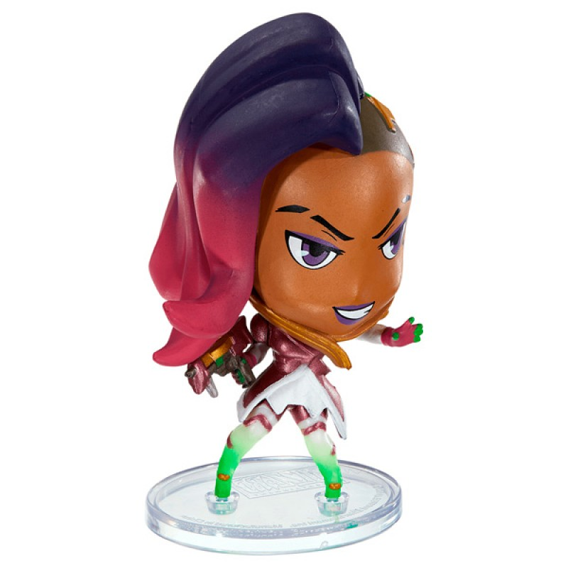 Blizzard Cute But Deadly Overwatch Peppermint Sombra