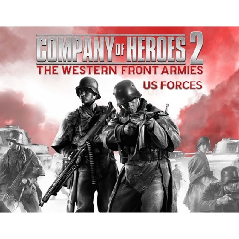 Sega Company of Heroes 2 : The Western Front Armies -