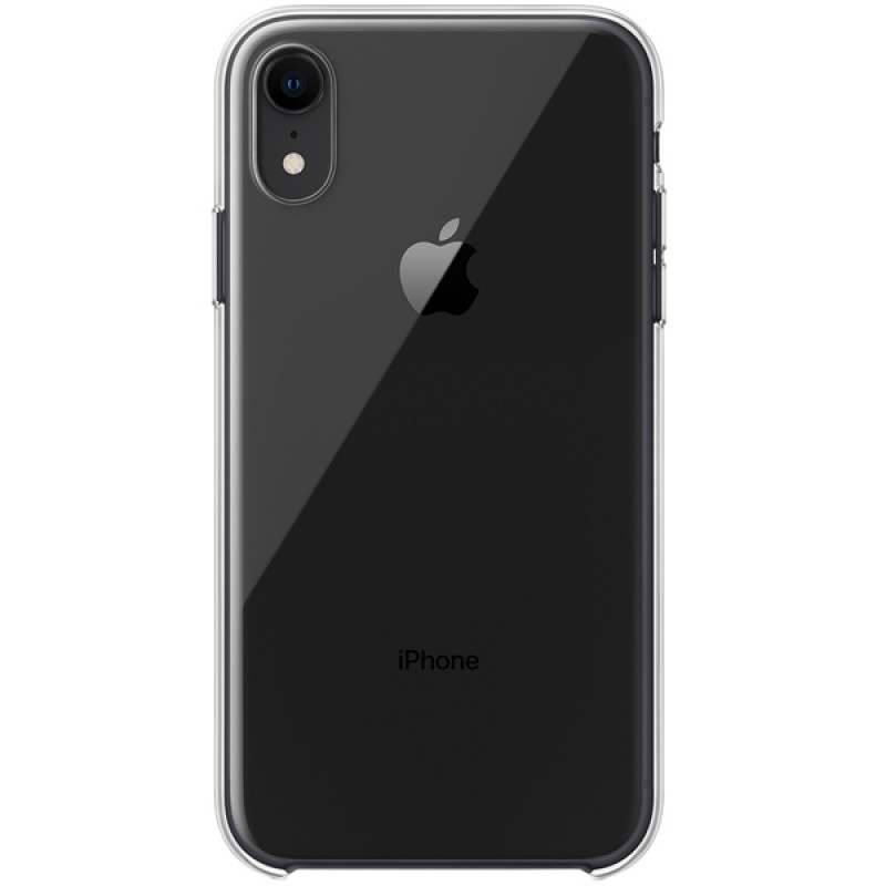 Apple iPhone XR Clear Case (MRW62ZM/A)