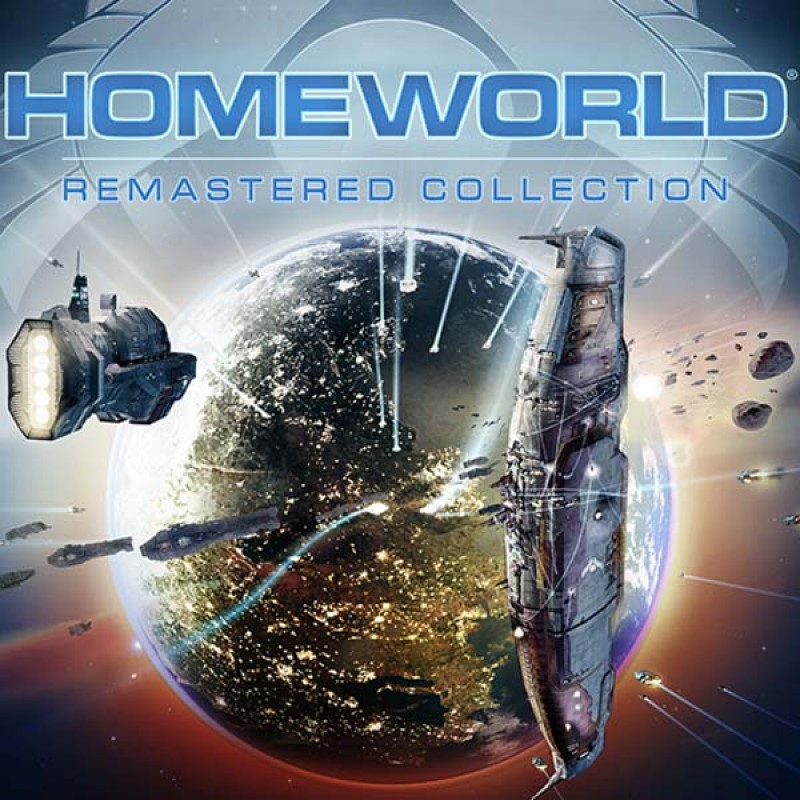 Gearbox Homeworld Remastered Collection