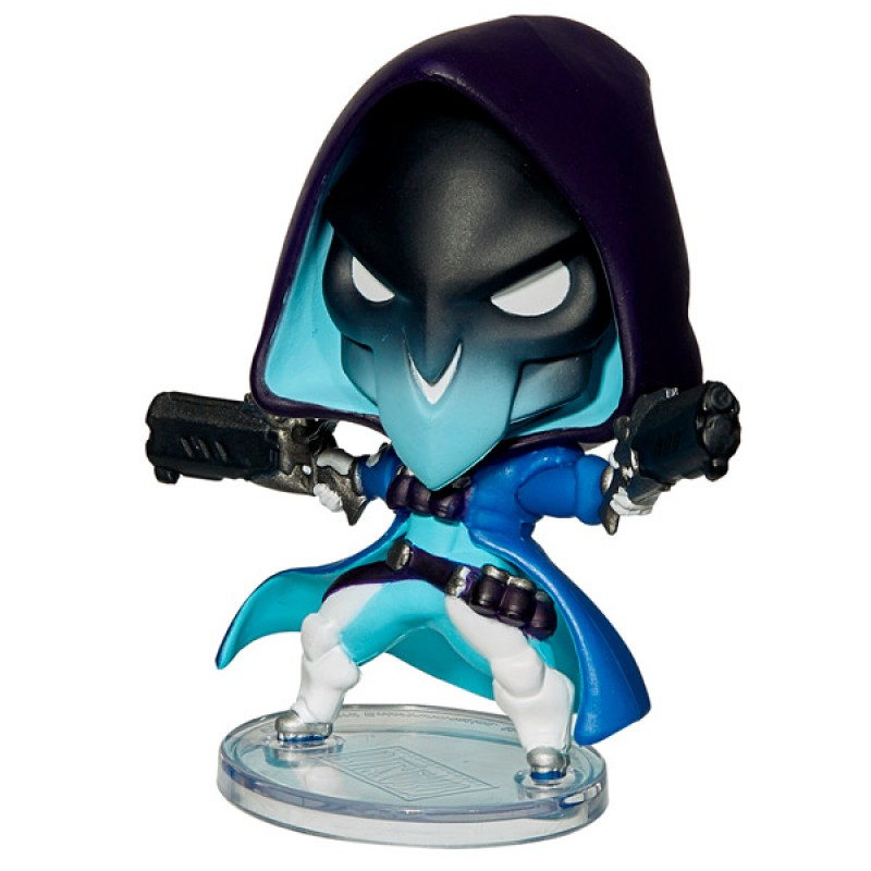 Blizzard Cute But Deadly Overwatch Shiver Reaper